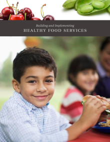 healthy food service cover