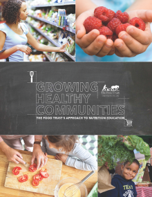 Nutrition Ed Brochure Cover