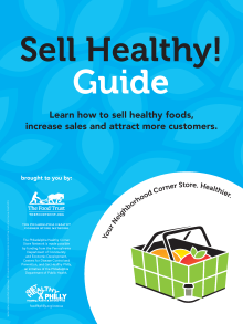 sell healthy guide cover
